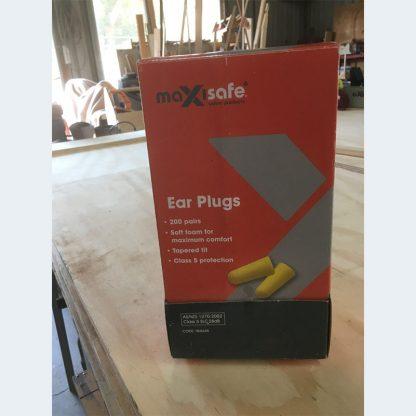 Ear-plugs